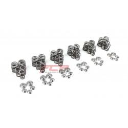 Audi S6 S4 RS4 2.7T 2.8 3.0 30V racing valve spring kit + titanium retainers