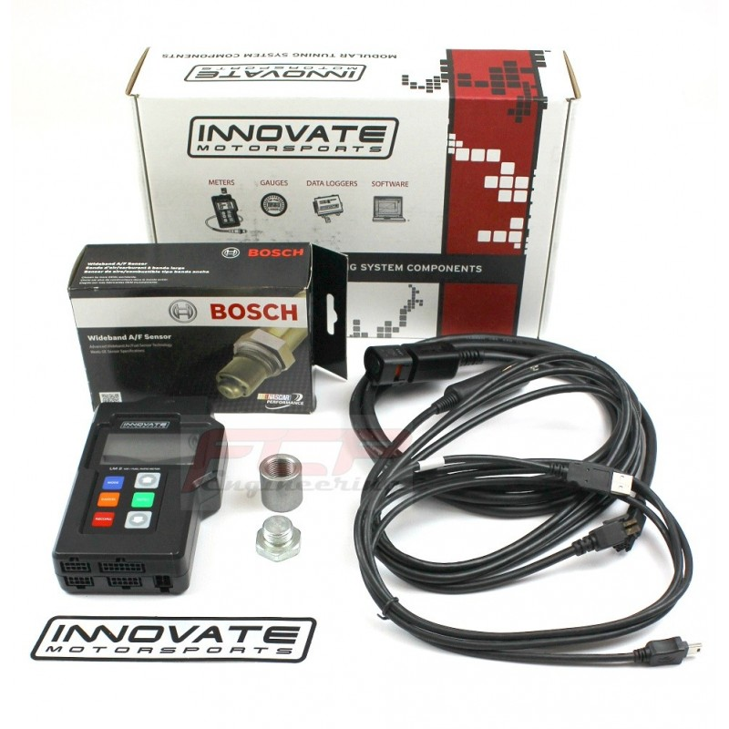 Innovate digital air/fuel ratio meter LM-2 (3837)
