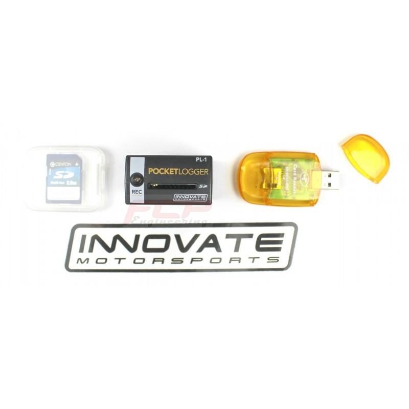 Pocket Logger Innovate MTS Datalogger Innovate Motorsports 3875 PL-1