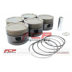 Audi 2.2 20V turbo S2 / RS2 FCP forged piston kit
