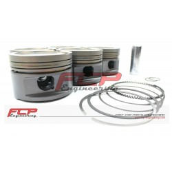 Audi 2.2 20V turbo S2 / RS2 FCP forged piston kit