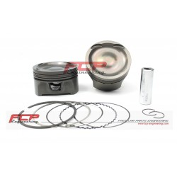 Opel 2.0 Turbo Z20LET/LEH/LER Y20LET FCP forged pistons CR 8.5 87mm