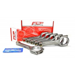 Audi/VW 3.2 3.6 V6 VR6 R32 FCP X-beam stell connecting rods 164mm