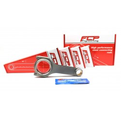 Audi / VW 2.0 8V, 2.0 16V ABF, AAD, 2E FCP kaltiniai švaistikliai 159mm