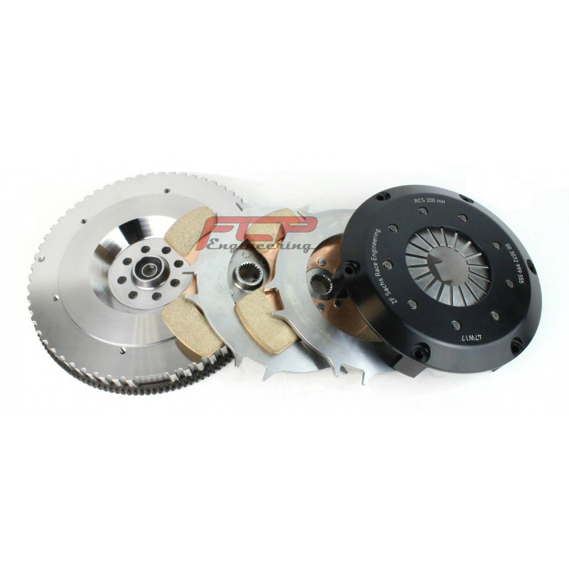 Audi / VW 1 8T 20V, 2 0TFSI 02M Sachs performance RCS200 Sinter 4-pad  clutch kit