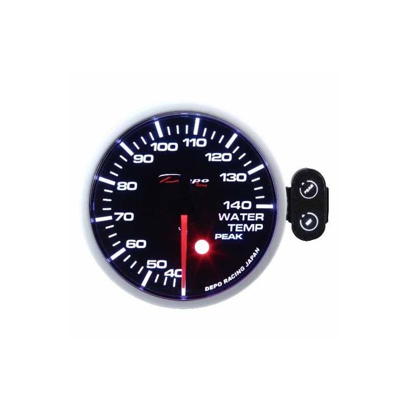 Depo Racing Gauge : Depo racing digital mm water temperature gauge pk wa b