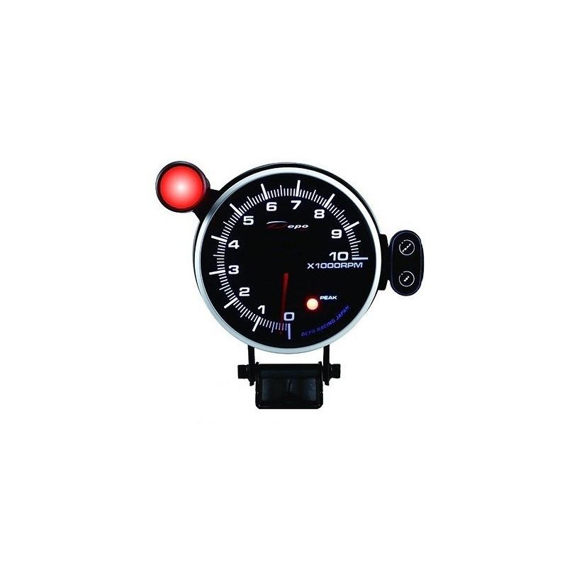 Depo Racing Gauge : Depo racing electronic mm tachometer pk wa b